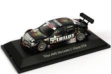1:43 Mercedes-Benz C-Klasse W204 DTM 2008 Trilux AMG Nr 11 Schumacher Dealer-Ed.