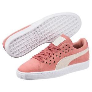 Suede 6 Bnib Rose Xl Femmes Taille Puma Marshmellow 5 Chaussures Uk 5B8vFqw
