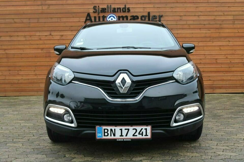 Renault Captur 1,5 dCi 90 Expression Diesel modelår 2017 km