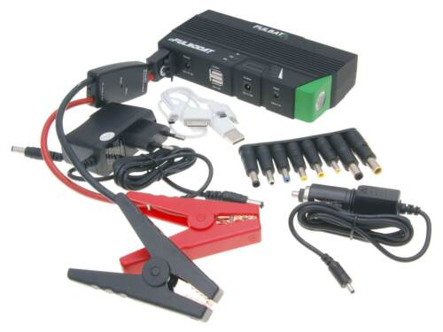 Aide Au Démarrage Lithium Booster FULBAT 600 A Smart Câble 15000 mAh Voiture Moto Quad