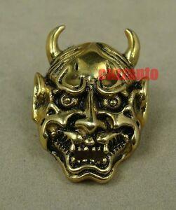 Solid-Brass-Conchos-decor-monster-rivet-stud-Leather-craft-Punk-screw-back