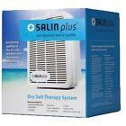Salin Plus Salt Therapy Device for Asthma Bronchitis Hay Fever Sinusitis Etc