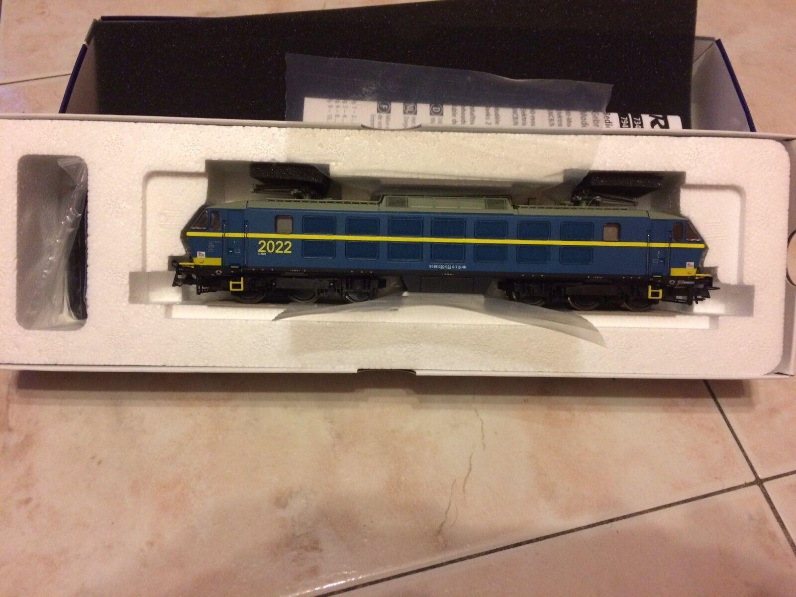 Roco 73468  E-LOK  REEKS 20 SNCB  DIGITAL ESU OFFERTA