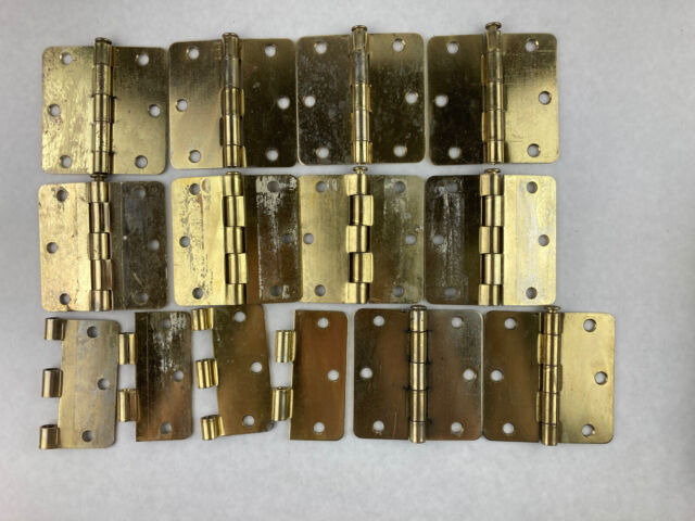 McKinney 2.5 x 2.5 Steel Butt Cabinet Hinge