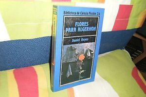 FLORES-PARA-ALGERNON-BIBLIOTECA-ORBIS-DE-LA-CIENCIA-FICCION-LIBRO-24-RUSTICA