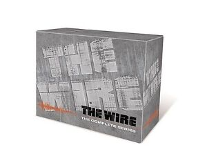 The-Wire-The-Complete-Series-DVD-2008-23-Disc-Set-Make-Any-Offer