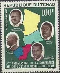 Timbre-Tchad-PA16-38479