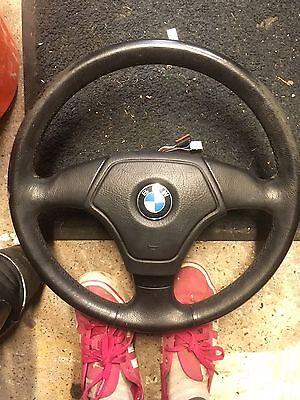 Bmw E36 Series 3 E30 E38 325 323 318 Steering Wheel