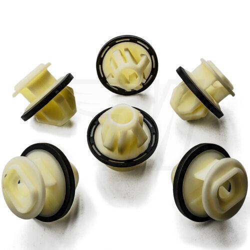 30x moulure Carénage Fixation Clips Pour Mercedes Benza0009917398