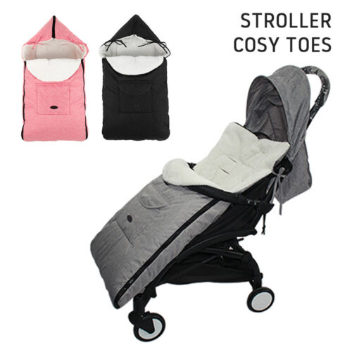 2019 Baby Toddler Universal Footmuff Cosy Toes Apron Liner Buggy Pram Stroller
