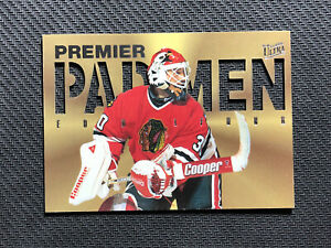 1995-96-FLEER-ULTRA-ED-BELFOUR-RARE-PREMIER-PAD-MEN-DIE-CUT-1