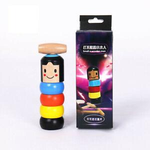 Immortal-Daruma-BY-PROMA-Magic-Stubborn-wood-Man-Funny-Wooden-Magic-Toy-Unbreaka