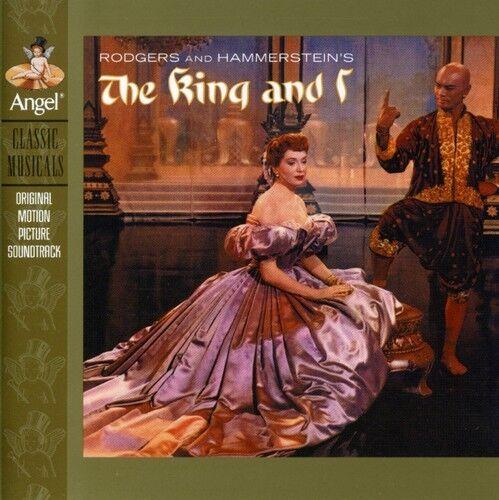 1 of 1 - Various Artists - King & I (Original Soundtrack) [New CD] Bonus Track, Rmst