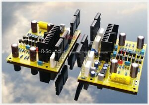 2SA1943+2SC5200+C5171/A1930 power amplifier board Reference