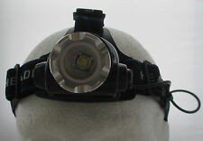 2000 Lumun Cree XM-L T6 Rechargeable LED Headlamp Headlight