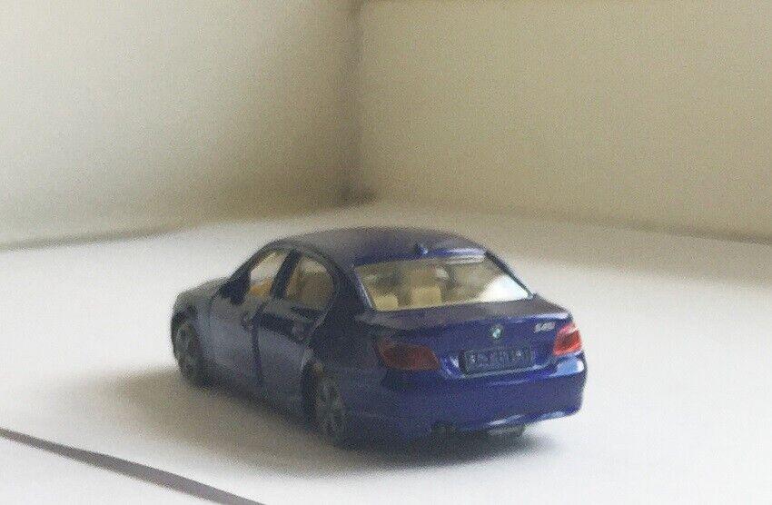 Modelbil, SIKU BMW 545i, skala 1/60
