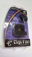 Black Dreamgear Gamecube Digi System Cooling Fan