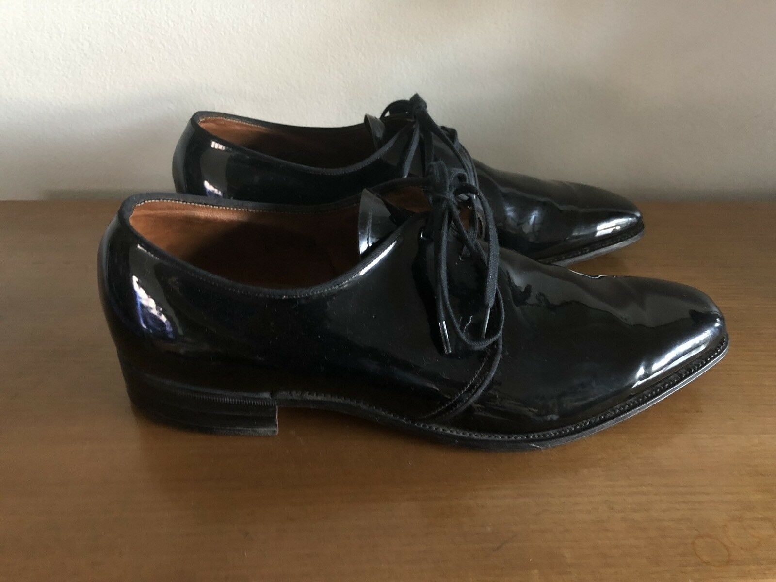 K shoes England - Leather Upper & Soles - Collectible - Made in Cumbria - Size 7