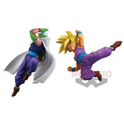 Dragon Ball Z Super Warrior Retsuden vol.1 Gokou Vegeta Figure 2 set Banpresto