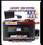 Epson-WF-3720-Sublimation-Printer-Bundle-with-CISS-Kit-Sublimation-Ink miniature 1