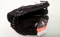 Nike Sha/do Edge 12.50 Post Ox Web Baseball Glove- Black Right Hand Throw
