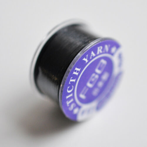 0,11€//M Ø 0,1mm Japanisches Garn Perlenfaden Polyester für Rocailles Roccalies