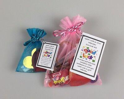 * Good Luck in your GCSE/'s Survival Kit Novelty Keepsake Gift