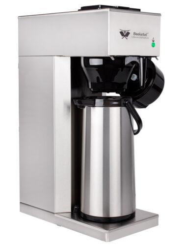 Beeketal Gastro Gastronomie Kaffeemaschine Kaffeeautomat Filterkaffeemaschine