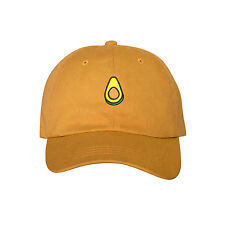 item 6 AVOCADO Embroidered Low Profile Fruit Baseball Cap Dad Hats - Many  Colors -AVOCADO Embroidered Low Profile Fruit Baseball Cap Dad Hats - Many  Colors abeeab7a7bcc