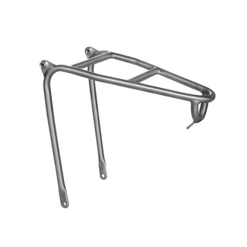 TICOOL Titanium Folding Bike Rear Rack and Ezy Wheel GR9 Ti3Al2.5V  Brompton