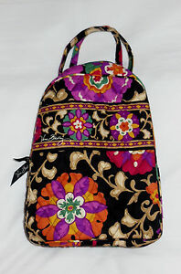 NWT VERA BRADLEY LUNCH BUNCH in SUZANI aka Let s Do Lunch ... d020b5e66d801