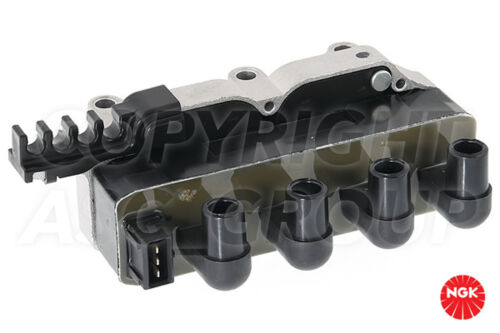 New NGK Ignition Coil For FIAT Marea 185 1.6 100 Weekend Estate 1997-02