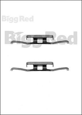 2.0 T Petrol 2x Brake Pad Retaining Spring Clips Front Rear New Fits 9-3 Mk2