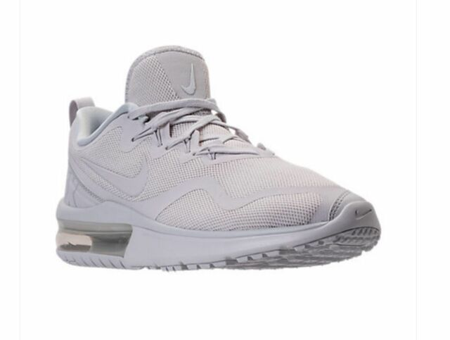 Men Nike Air Max Fury Running Shoes White AA5739 100