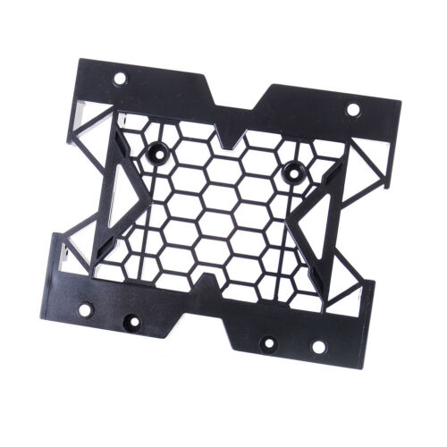 "Hot 5.25/"" to 3.5/"" 2.5/"" SSD Hard Drive Adapter TRAY with Screws can mount FaBICA"