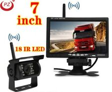 AG PRO TRACTOR & COMBINE LED Backup / Camera - 12V / 24V See US ON YOUTUBE