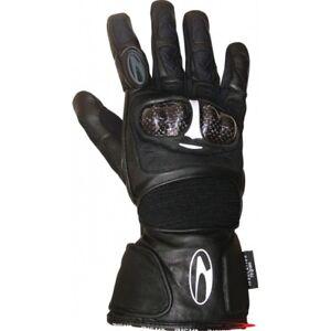 Richa Atlantic Leather 100 Waterproof Winter Carbon Motorcycle Gloves Ebay
