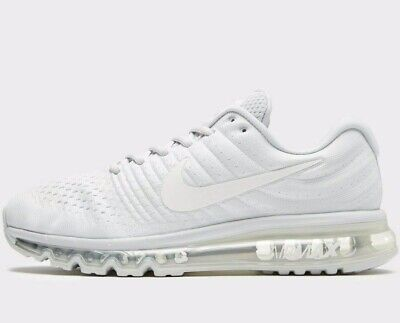 nike air max 2017 triple white