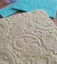 Silicone Laces Mat Tool Fondant Mold Sugarcraft Bakeware Baking Tools