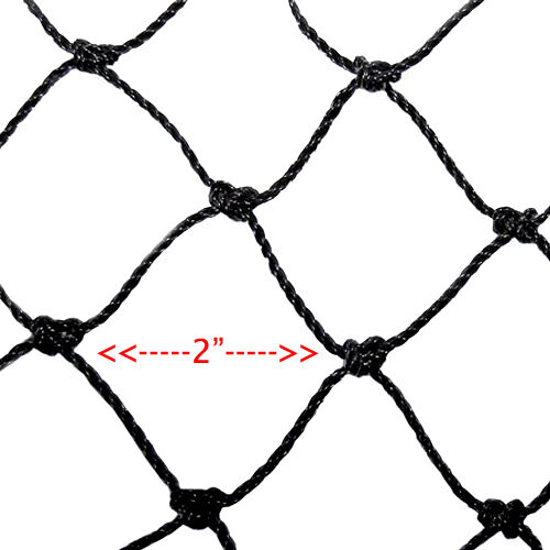 3 Size,Netting Ideal For Garden, Animal, Commerical & industrial Applications2