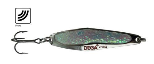 5086021 Silber 21g Meerforellen-Blinker Dega Lars Hansen Seatrout II