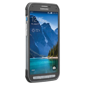 Samsung-Galaxy-S5-Active-SM-G870A-AT-amp-T-Ohne-Simlock-16GB-9-10-16MP-Handy-Phone