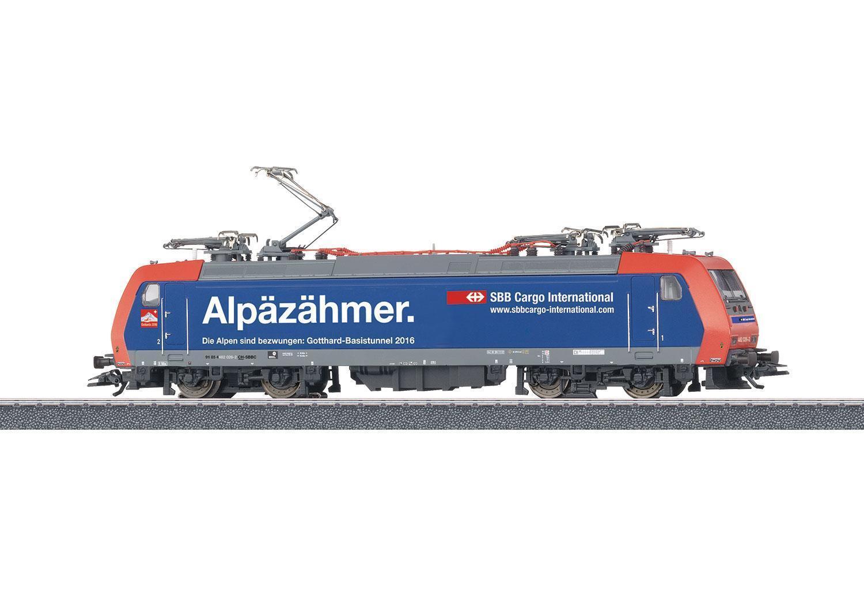 MÄRKLIN 36627 Re 482 Alpaezaehmer SBB Cargo mfx avec son