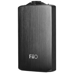 FiiO A3 Kilimanjaro 2 Portable Headphone Amplifier (Black) +Picks
