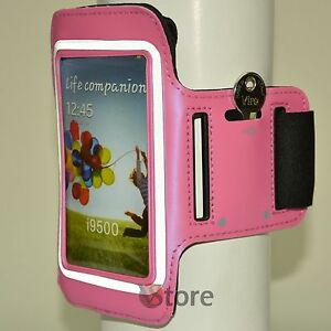 Band-Arm-For-Samsung-Galaxy-S4-S3-Case-Sport-racing-Armband-Pink