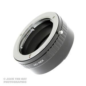 Pro-Minolta-MD-to-Sony-NEX-Lens-Adapter-SR-MC-MD-to-Sony-E-Mount-Adaptor-Ring