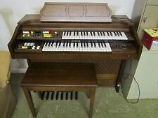 Yamaha Electone 205 Model Organ EXCELLENT CONDITION W. COURSE FOR BEGINNERS