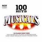 Various Artists - 100 Hits (Musicals [Demon], 2009)