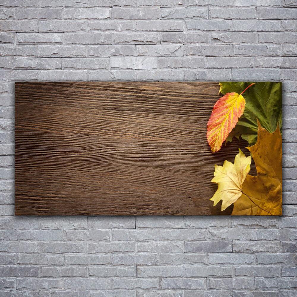 Photo sur toile Tableau Image Impression 120x60 Floral Feuillage
