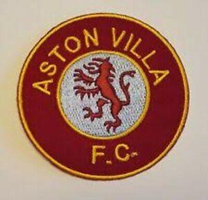 Retro-Aston-Villa-patch-iron-on-sew-on-crest-hats-scarfs-bags